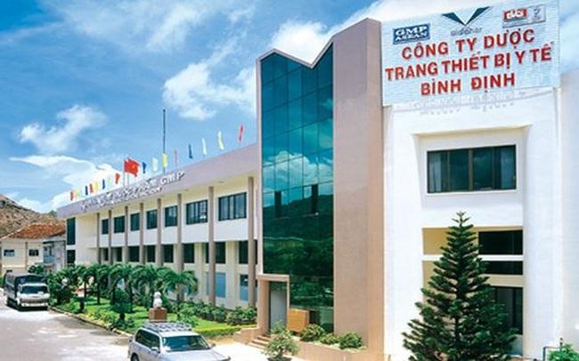 Doanh thu bán hàng giảm sút, Bidiphar (DBD) báo lãi quý 3 sụt giảm 28% cùng kỳ