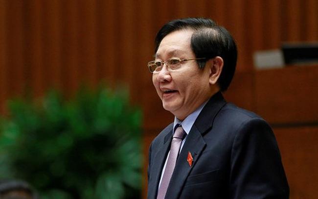 Bộ trưởng Nội vụ Lê Vĩnh Tân nhận lỗi trước Quốc hội, sẽ làm bản tự kiểm điểm gửi Thủ tướng vào tháng 12