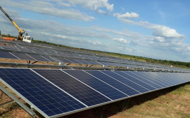 """Fitch Solutions: Việt Nam là """"điểm đến đáng mong chờ"""" về điện mặt trời"""