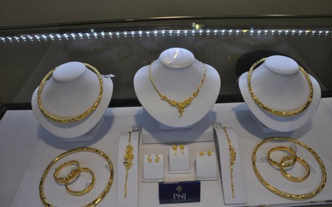 Giá vàng lao dốc mạnh về 41,2 triệu đồng/lượng