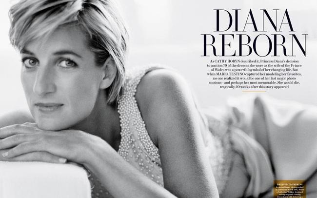 Ngắm bộ ảnh chân dung cuối cùng của Công nương Diana - vẻ đẹp rạng rỡ của sự tự do nhưng cũng là kí ức nhói đau trong lòng 2 Hoàng tử