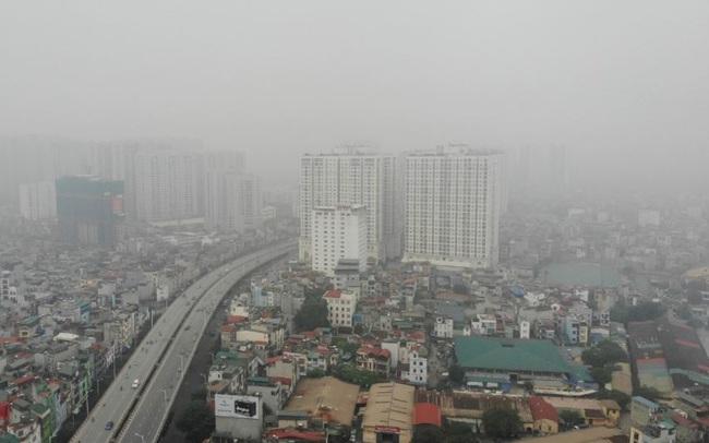 Video: Không khí Hà Nội ô nhiễm trở lại