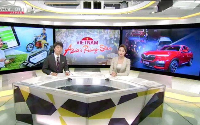 Đài NHK Nhật Bản: VinFast tập trung cho tự động hóa, công nghiệp phụ trợ và đào tạo