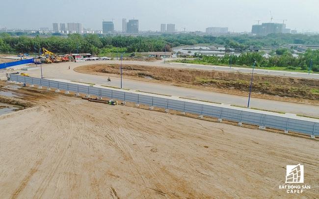 Dự án căn hộ 500 triệu USD tại Tp.HCM bất ngờ động thổ xây dựng sau một thập kỷ được cấp phép