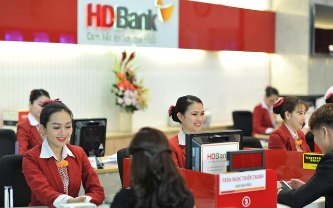 HDBank được mở thêm 5 chi nhánh và 17 phòng giao dịch