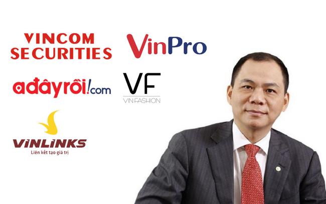 Lần đóng cửa dứt khoát Tập đoàn tài chính Vincom của tỷ phú Phạm Nhật Vượng