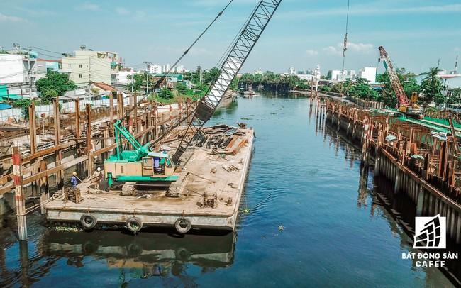 TPHCM: Bàn giao mặt bằng cho dự án chống ngập 10.000 tỷ đồng trước ngày 30/6
