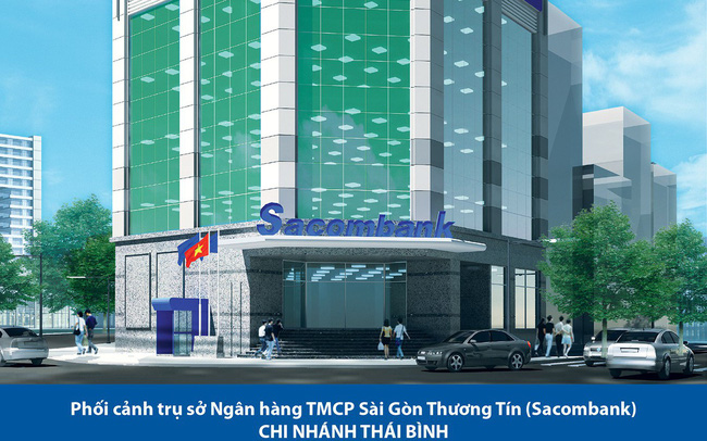 Sacombank rầm rộ đầu tư mở rộng mạng lưới ngay từ đầu năm