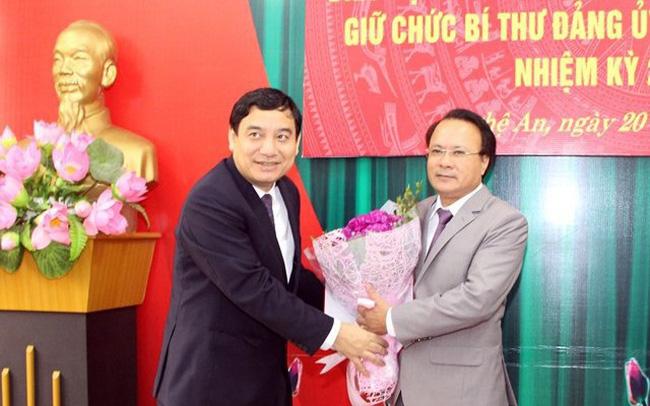 Nghệ An có tân Bí thư Đảng ủy Khối Các cơ quan tỉnh