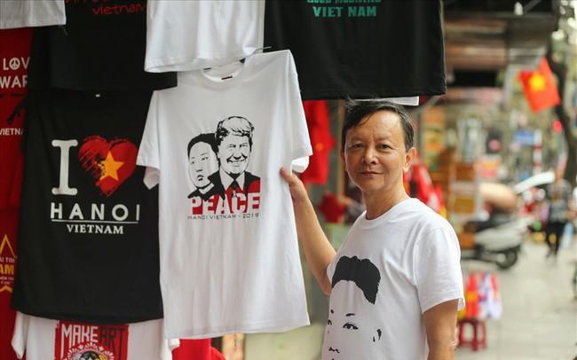 Cận cảnh xưởng làm áo Tổng thống Mỹ và nhà lãnh đạo Triều Tiên