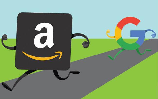Google vs Amazon: Ai sẽ thắng trên thị trường giọng nói?