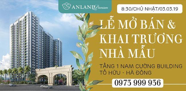 Tập đoàn Nam Cường tổ chức Lễ Mở bán và Khai trương nhà mẫu dự án Anland Premium
