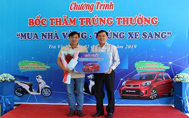 """""""Mua nhà vàng – Trúng xe sang"""" cùng khu đô thị mới Trà Vinh"""