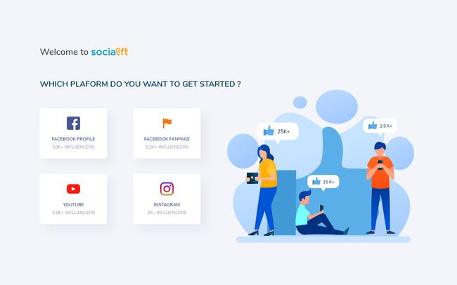 Chính thức: YouNet cập nhật tính năng đánh giá hiệu quả Influencer Marketing, cho phép sử dụng miễn phí trên SociaLift.asia