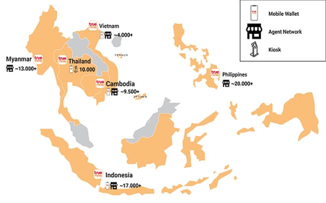 Lý giải sự tăng tốc mạnh mẽ của TrueMoney tại Đông Nam Á