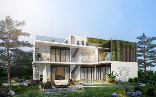 """Khám phá villa """"mộc"""" bên bờ Long Hải"""