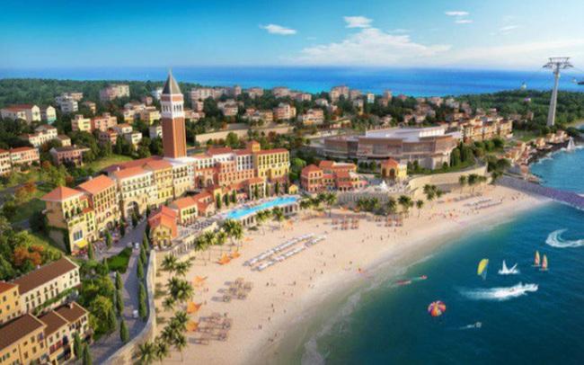 Ra mắt tổ hợp tiện ích Center Village - Địa Trung Hải Phú Quốc