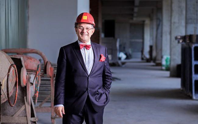 KTS Aldo G.Zoli Lo Prinzi: Bậc thầy kiến trúc chắp cánh choRome by Diamond Lotus