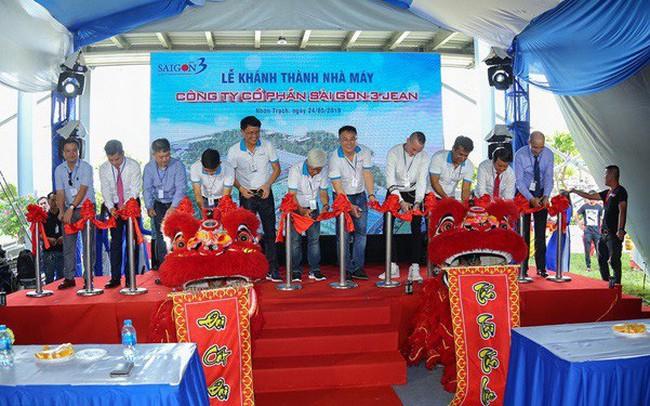 Nhà máy Sài Gòn 3 Jean chính thức khánh thành, mục tiêu sản xuất 35 triệu sản phẩm mỗi năm