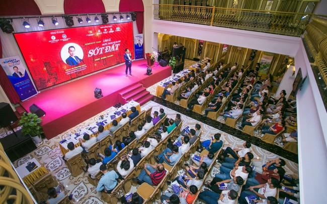 Tại Hà Nội: Talkhow phương pháp đầu tư bất động sản hiệu quả