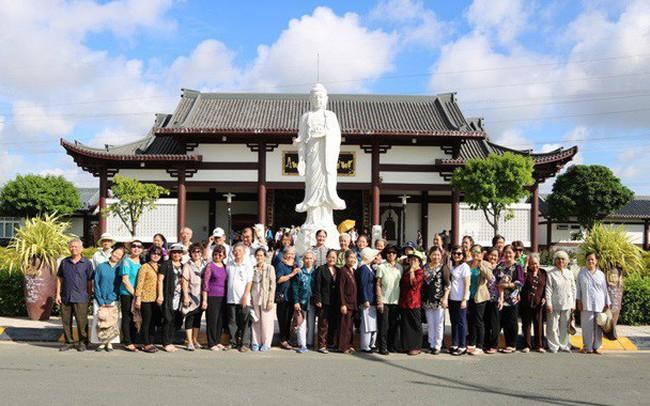 Sài Gòn Thiên Phúc đồng hành cùng người cao tuổi