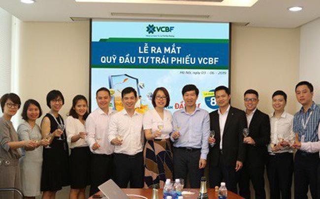 VCBF ra mắt Quỹ đầu tư trái phiếu
