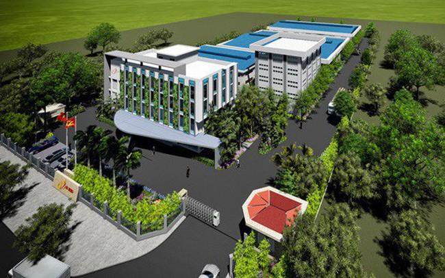 INTECH là tổng thầu xây dựng phòng sạch cho nhà máy dược phẩm CVI tại Láng Hòa Lạc