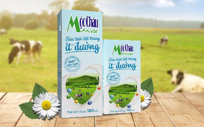"""Mộc Châu Milk """"lấy lòng"""" người dùng bằng loạt sản phẩm mới tốt cho sức khỏe"""