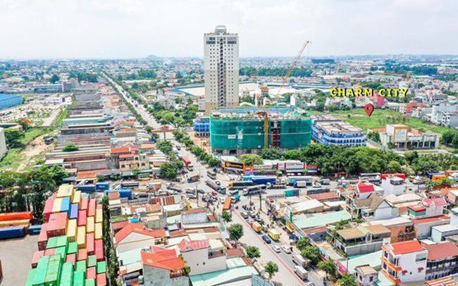 Hàng loạt dự án lớn đổ bộ vào thị trường Dĩ An, Thuận An