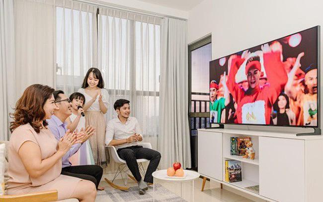 Smartphone là vật dụng cá nhân, chỉ có chiếc TV mới là món đồ giải trí cho cả nhà đúng nghĩa