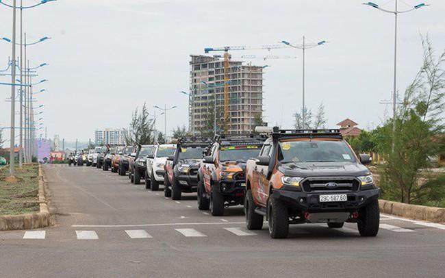 Ngày hội bán tải 3 miền 2019 – Sân chơi thú vị cho chủ xe bán tải Việt Nam