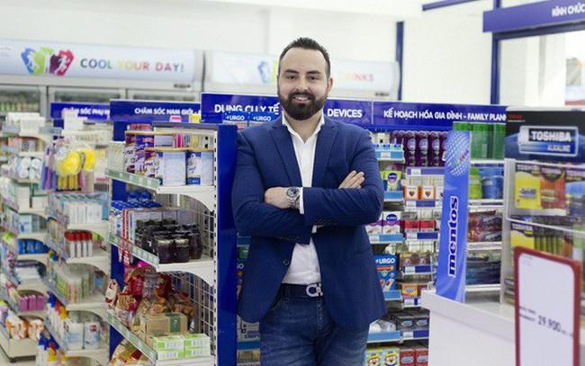 """CEO Pharmacity Chris Blank: """"Chúng tôi theo đuổi sự hài lòng của khách hàng"""""""