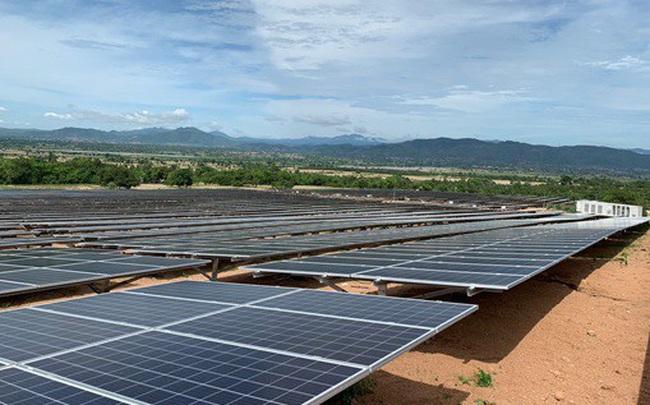 """LICOGI 16 khánh thành nhà máy điện mặt trời tại """"thủ phủ"""" Krông Pa, Gia Lai"""
