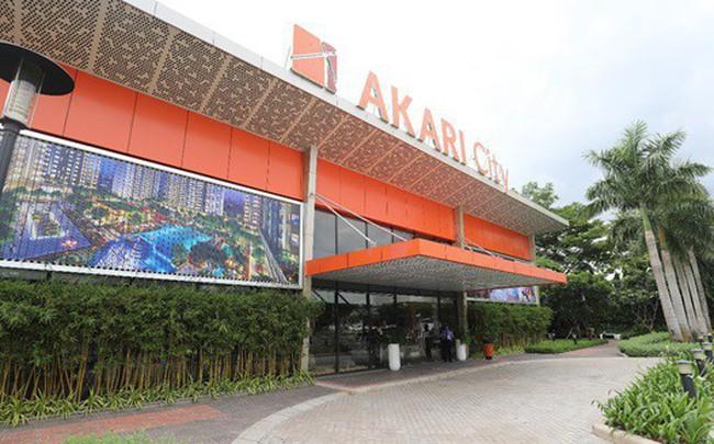 Nhà mẫu Akari City chuẩn bị khai trương
