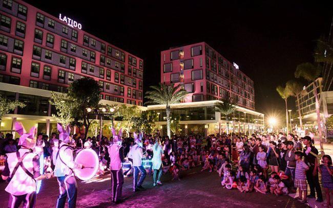 Sức bật từ Shophouse Premium - BĐS quanh tuyến phố đi bộ tại thiên đường giải trí không ngủ Cocobay