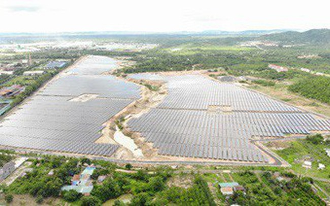 GEC vận hành thương mại nhà máy điện mặt trời Trúc Sơn, chiếm 12% thị phần điện mặt trời cả nước