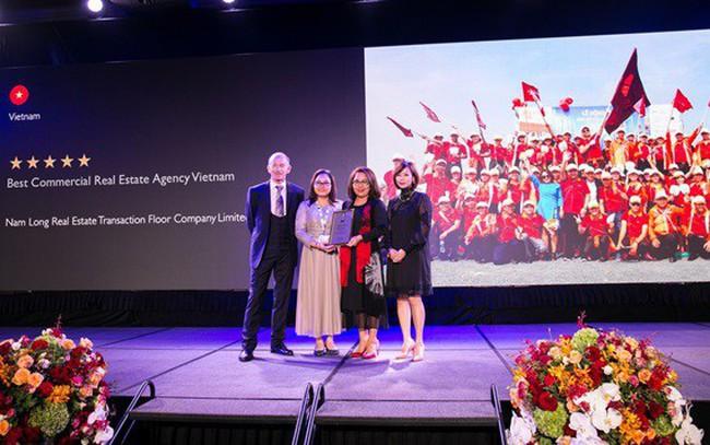 Sàn giao dịch BĐS Việt đoạt giải quốc tế - Họ là ai?