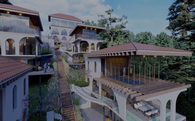 Vì sao người Sài Gòn, Hà Nội lên Đà Lạt tìm đất xây biệt thự?