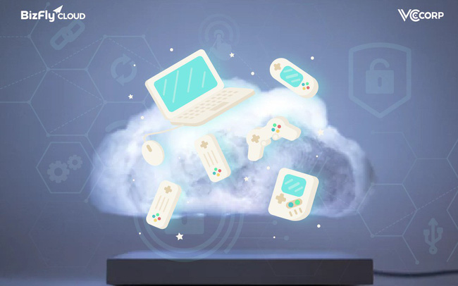"""Trò chơi trực tuyến sẽ còn tiếp tục """"nở rộ"""" nhanh chóng với sự giúp sức của các đám mây"""