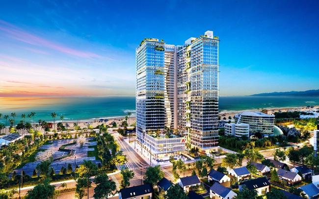 Tập đoàn An Gia vừa ra mắt tổ hợp căn hộ du lịch trên khu đất đắt giá tại Vũng Tàu