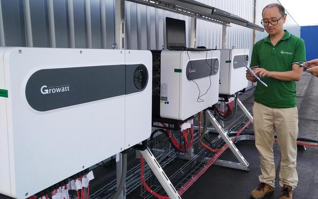 Giá đầu tư hệ thống điện mặt trời mái nhà giảm.