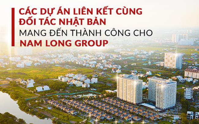 Các dự án liên kết cùng đối tác Nhật Bản mang đến thành công cho Nam Long Group (NLG)