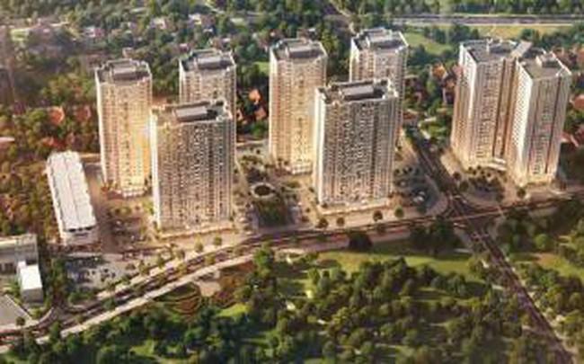 Mipec City View Shopvilla - Phiên bản nâng cấp hút giới đầu tư Hà Nội