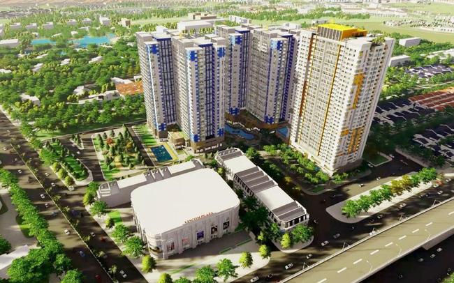 Charm Plaza - Một trong hai dự án tại Dĩ An được phép bán cho người nước ngoài