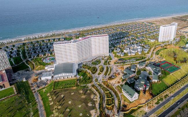 Movenpick Resort Cam Ranh khẳng định đẳng cấp bởi chất lượng và tiến độ