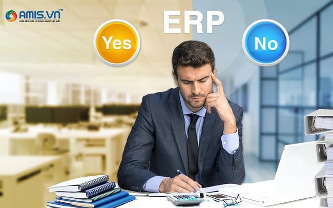 Khi nào doanh nghiệp cần sử dụng phần mềm ERP?