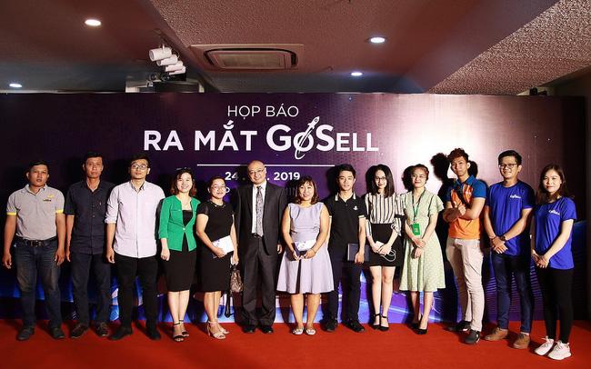 Sự kiện ra mắt nền tảng hỗ trợ bán hàng Gosell được nhiều doanh nghiệp Việt quan tâm