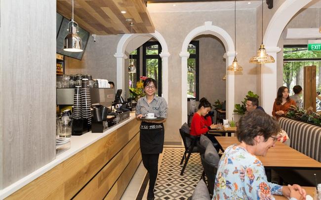 Vì sao chuỗi nhà hàng cà phê Úc Châu The Coffee Club tiếp cận thị trường cà phê Việt Nam đầy khốc liệt?