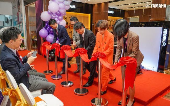 Khai trương tưng bừng ngập tràn quà tặng với Yamaha Music VN tại Aeon mall Tân Phú