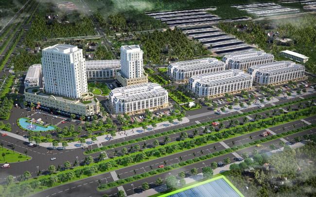 Điều gì làm nên sức hút của shophouse Eurowindow Garden City tại Thanh Hóa?